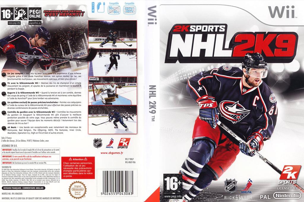 NHL 2K9 Wii coverfullHQ (RNLP54)