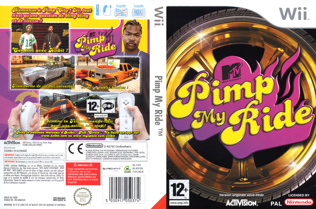 Pimp My Ride Wii coverfullHQ (RPIP52)