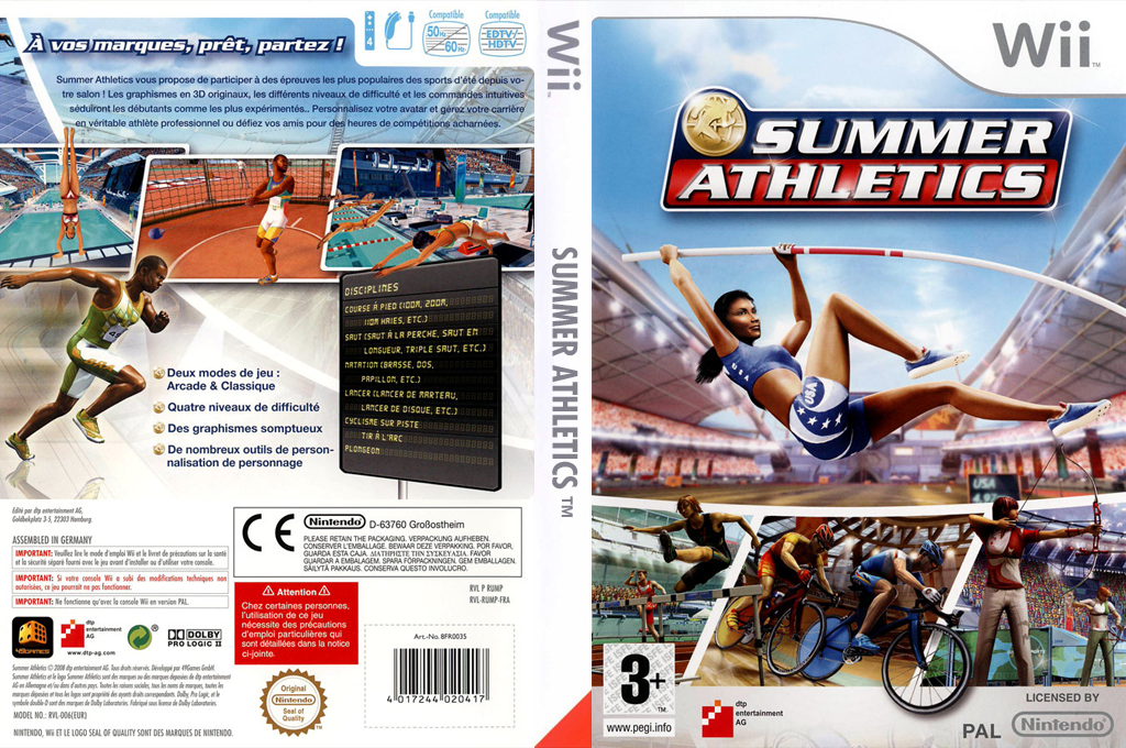 Summer Athletics Wii coverfullHQ (RUMPFR)