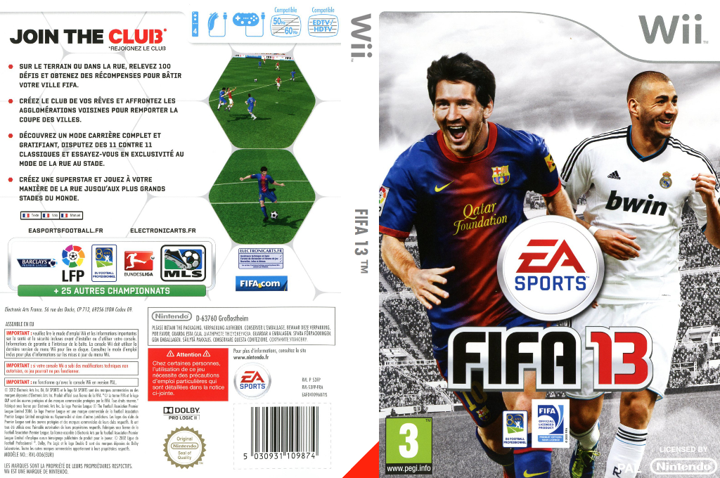 FIFA 13 Wii coverfullHQ (S3FP69)