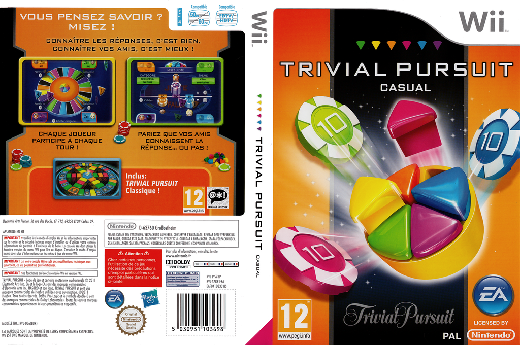 Trivial Pursuit Casual Wii coverfullHQ (S7BP69)
