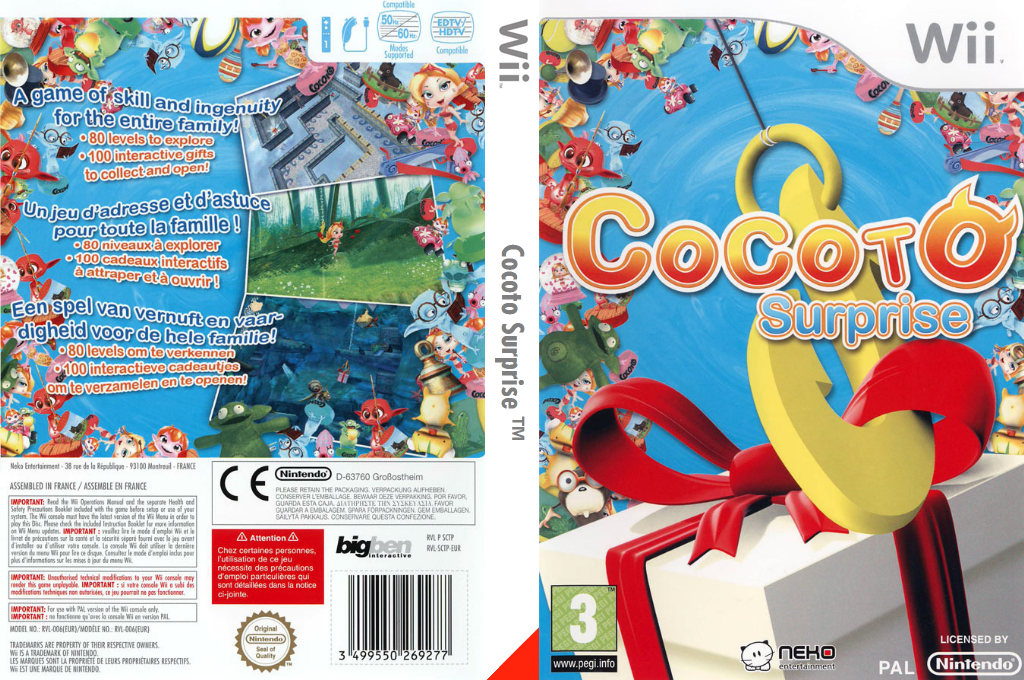 Cocoto Surprise Wii coverfullHQ (SCTPNK)