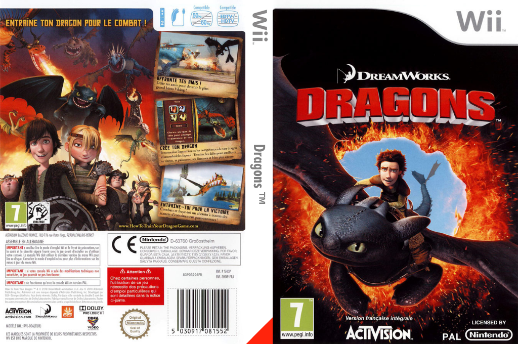 Dragons Wii coverfullHQ (SHDP52)