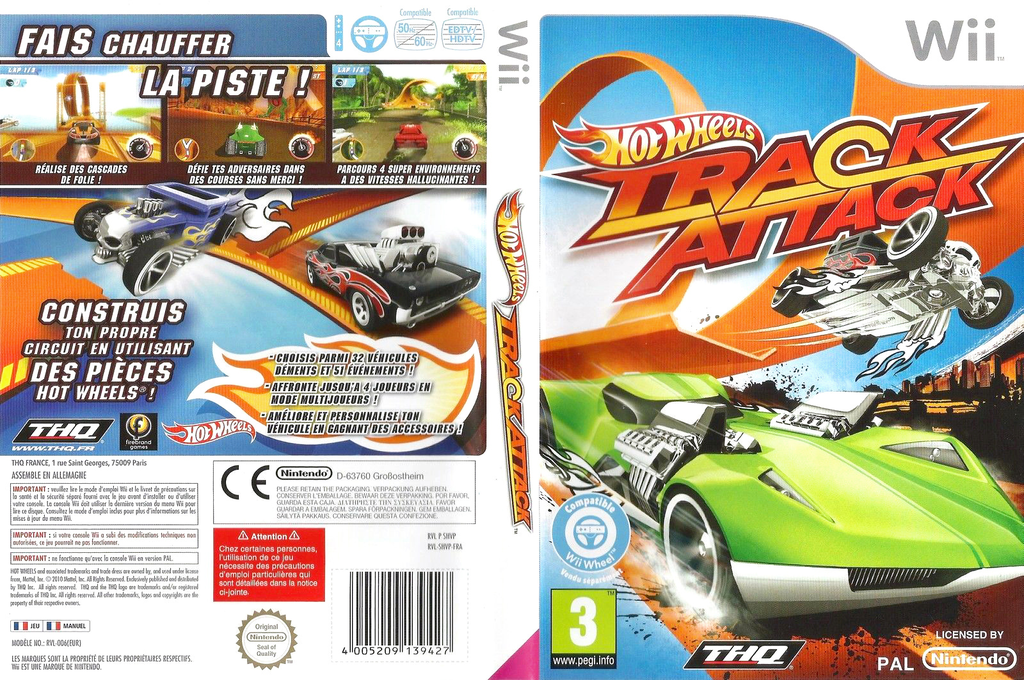 Hot Wheels Wii coverfullHQ (SHVP78)