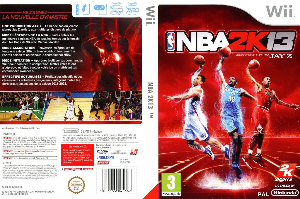 NBA 2K13 Wii coverfullHQ (SKSP54)