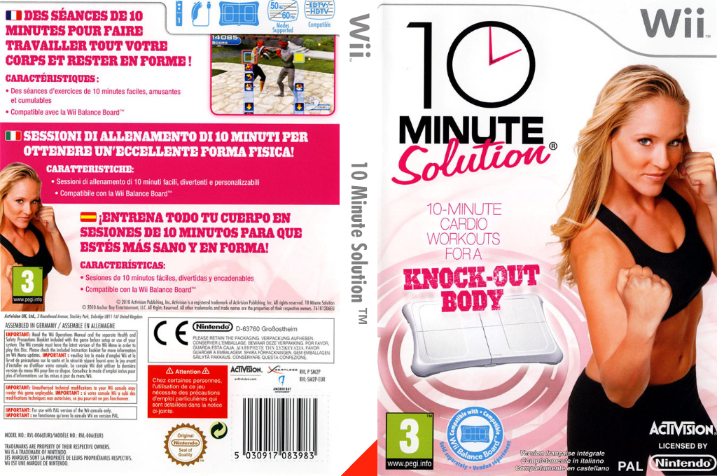 10 Minute Solution Wii coverfullHQ (SM2P52)
