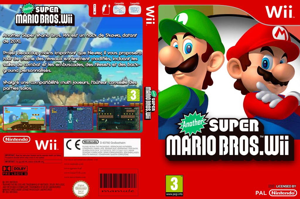 Another Super Mario Bros. Wii Wii coverfullHQ (SMNP05)