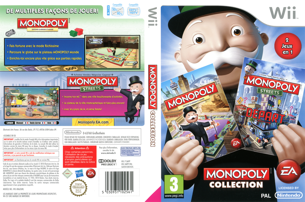 Monopoly Collection Wii coverfullHQ (SMPP69)