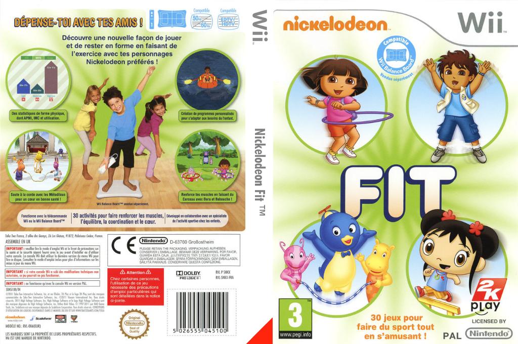 Wii coverfullHQ (SNKX54)