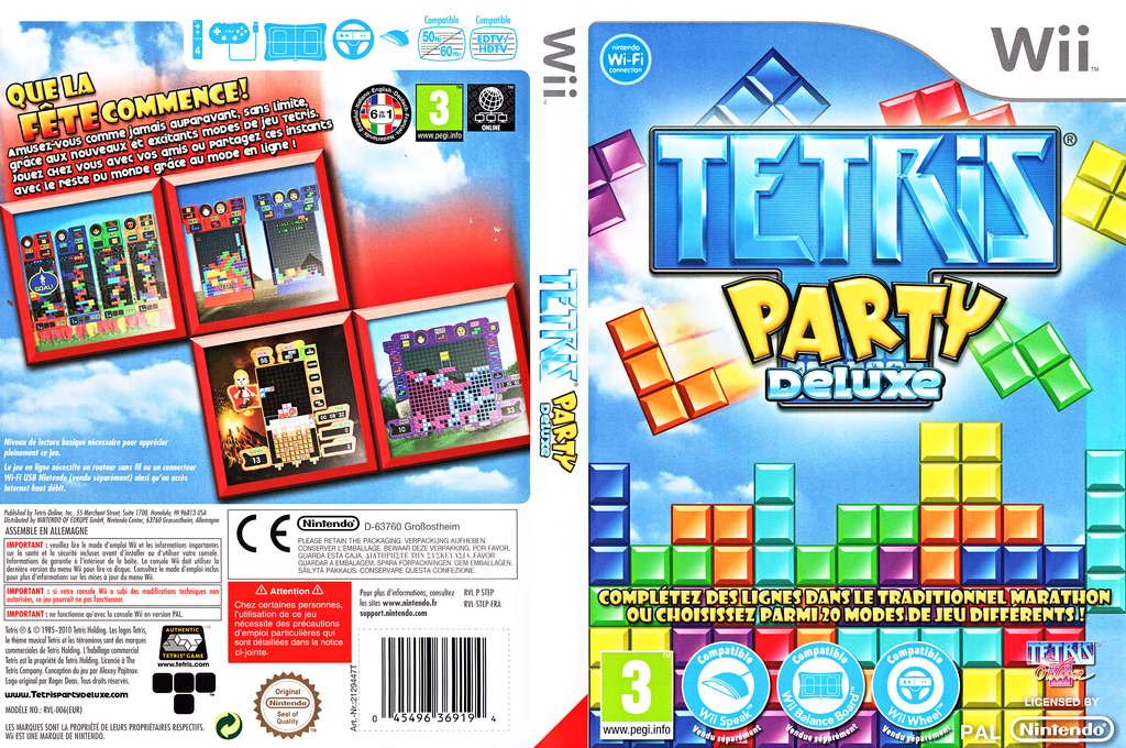 Tetris Party Deluxe Wii coverfullHQ (STEPTR)