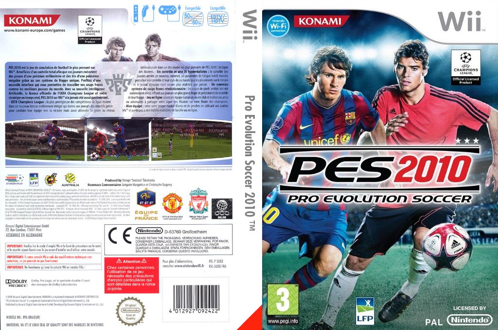 Pro Evolution Soccer 2010 Wii coverfullHQ (SUXPA4)