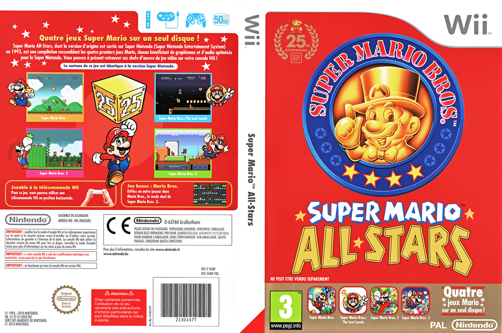 Super Mario All-Stars Wii coverfullHQ (SVMP01)