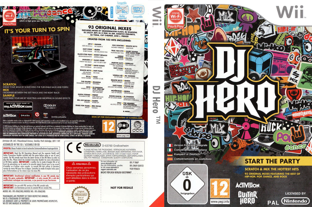 DJ Hero Wii coverfullHQ (SWAP52)