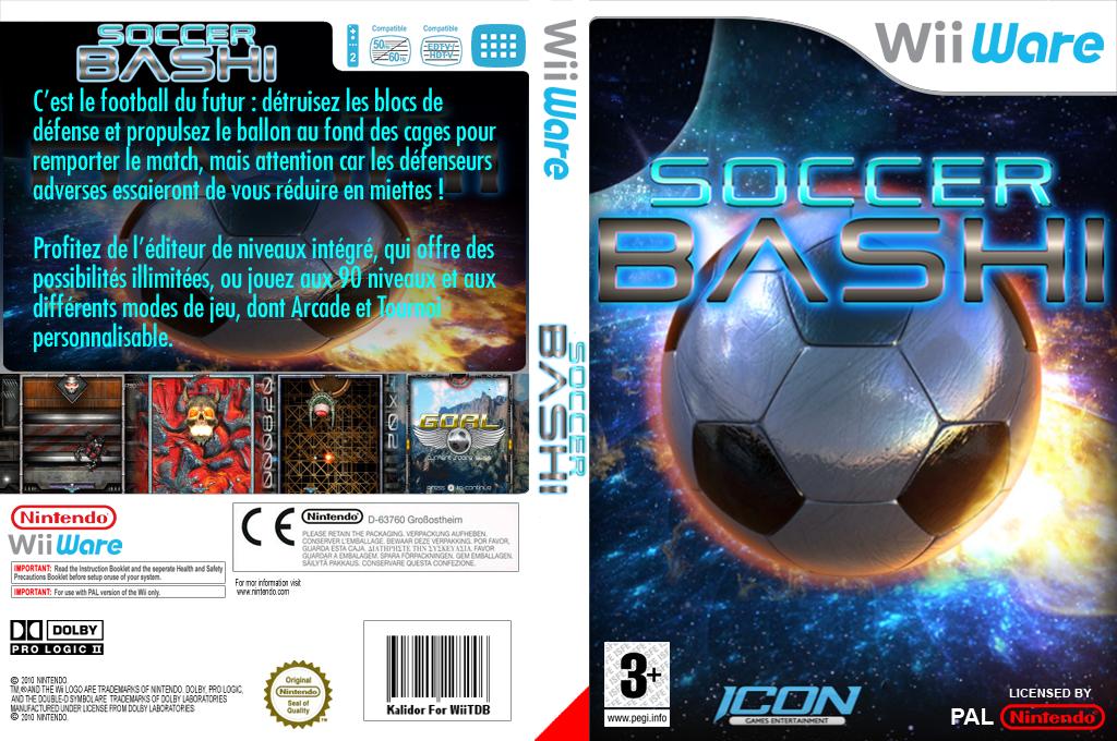 Soccer Bashi Wii coverfullHQ (W3BP)