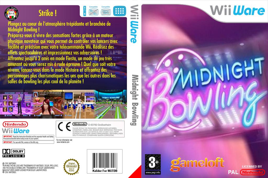 Midnight Bowling Wii coverfullHQ (WB8P)