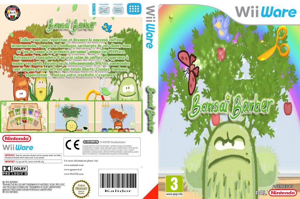 Bonsai Barber Wii coverfullHQ (WBNP)