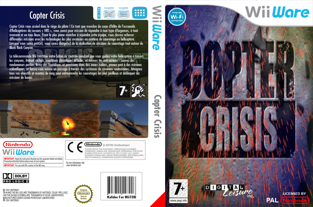 Copter Crisis Wii coverfullHQ (WCPP)