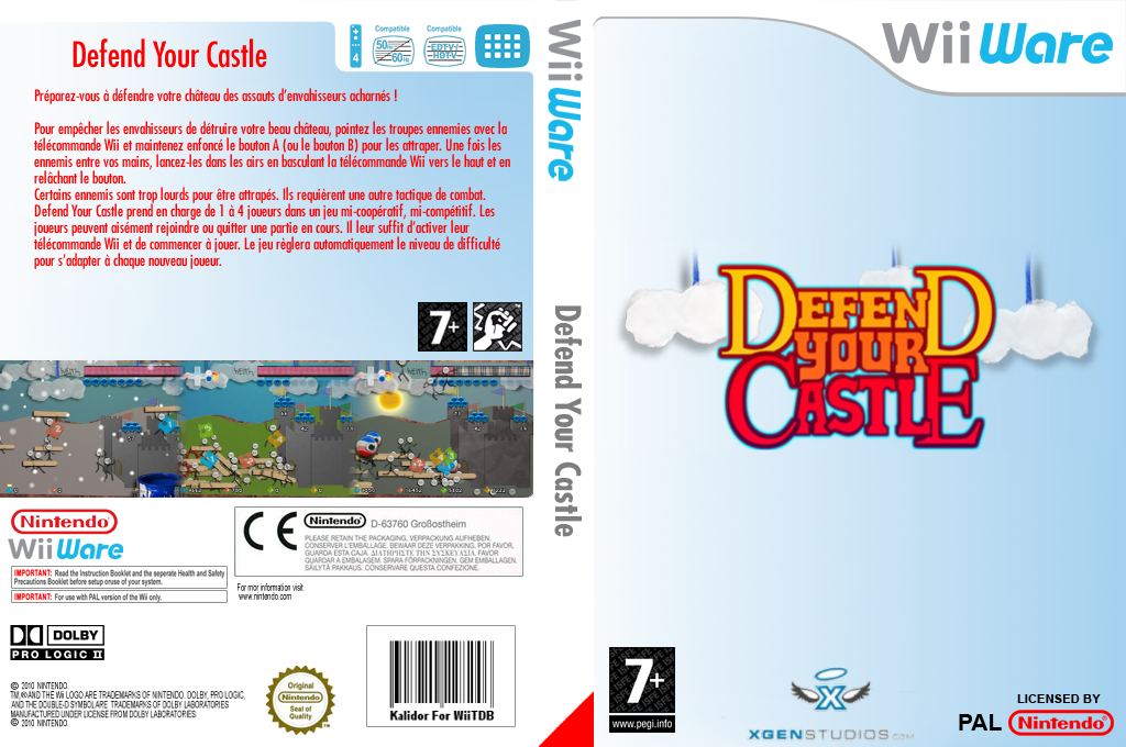 Defend your Castle Wii coverfullHQ (WDFP)