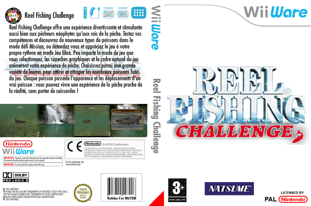 Reel Fishing Challenge Wii coverfullHQ (WFIP)