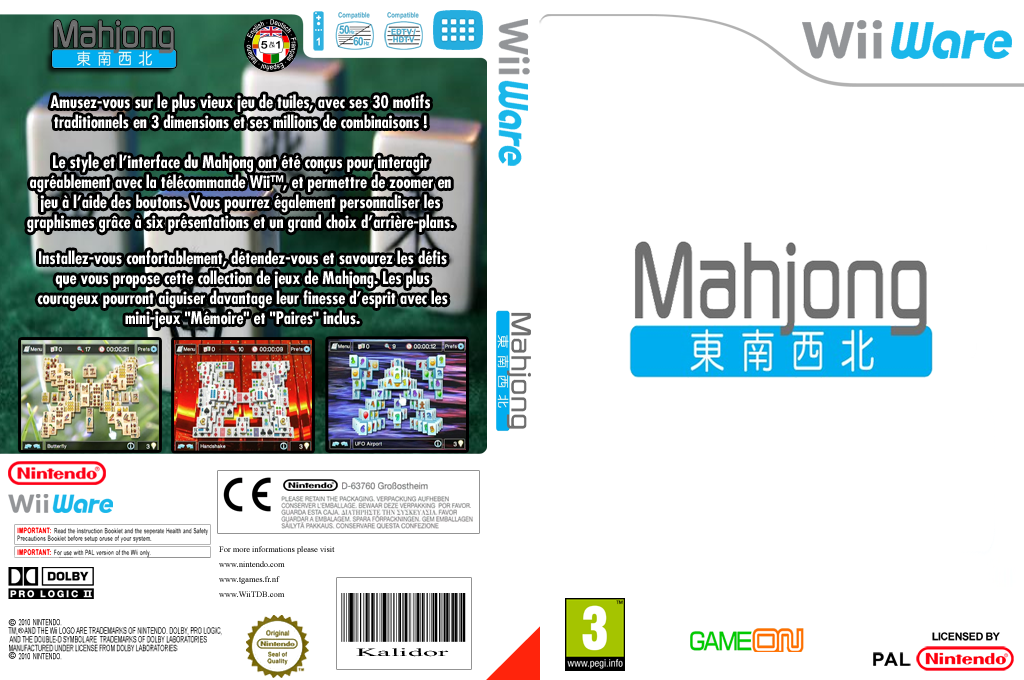 Mahjong Wii coverfullHQ (WMZP)