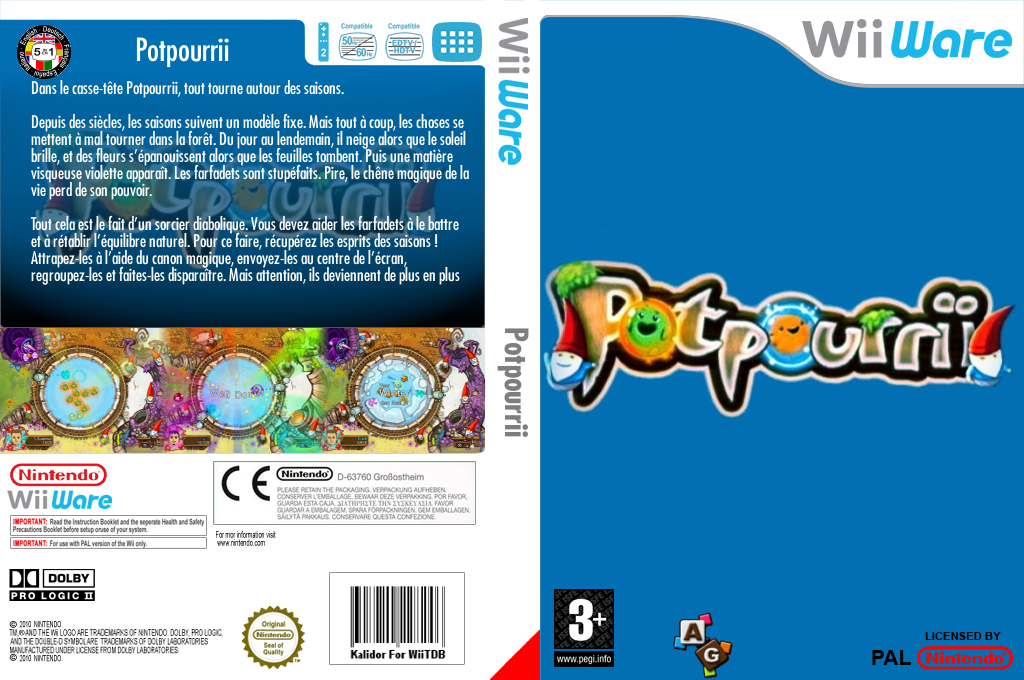 Potpourrii Wii coverfullHQ (WP2P)
