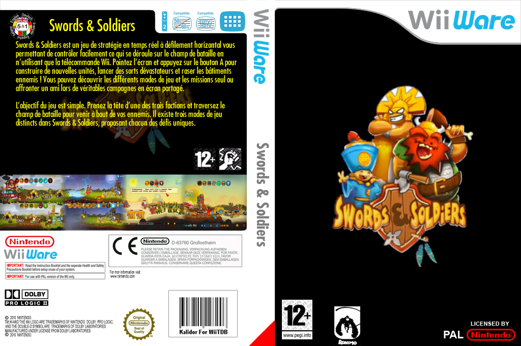 Swords & Soldiers Wii coverfullHQ (WSWP)
