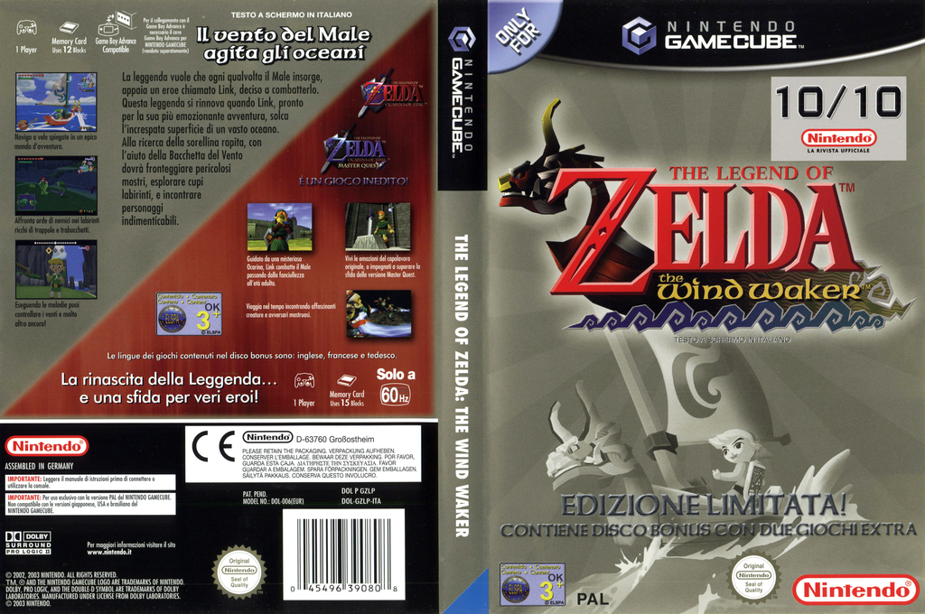 the legend of zelda the wind waker iso download