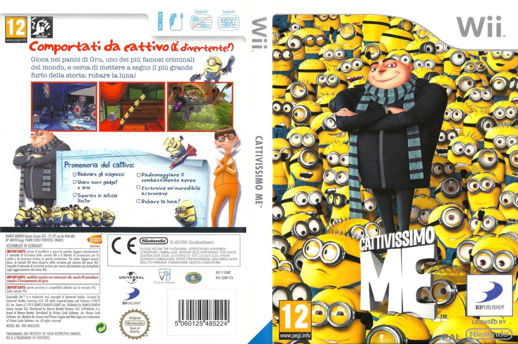 Cattivissimo Me Wii coverfullHQ (SDMPAF)