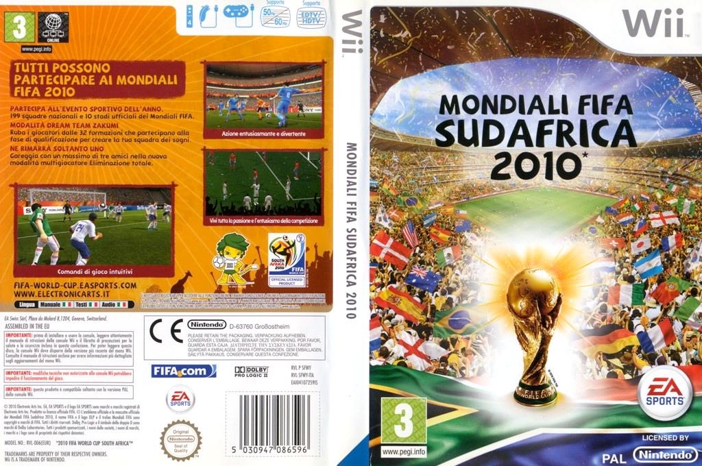 Mondiali FIFA Sudafrica 2010 Wii coverfullHQ (SFWY69)