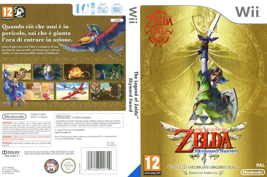 The Legend of Zelda: Skyward Sword Wii coverfullHQ (SOUP01)