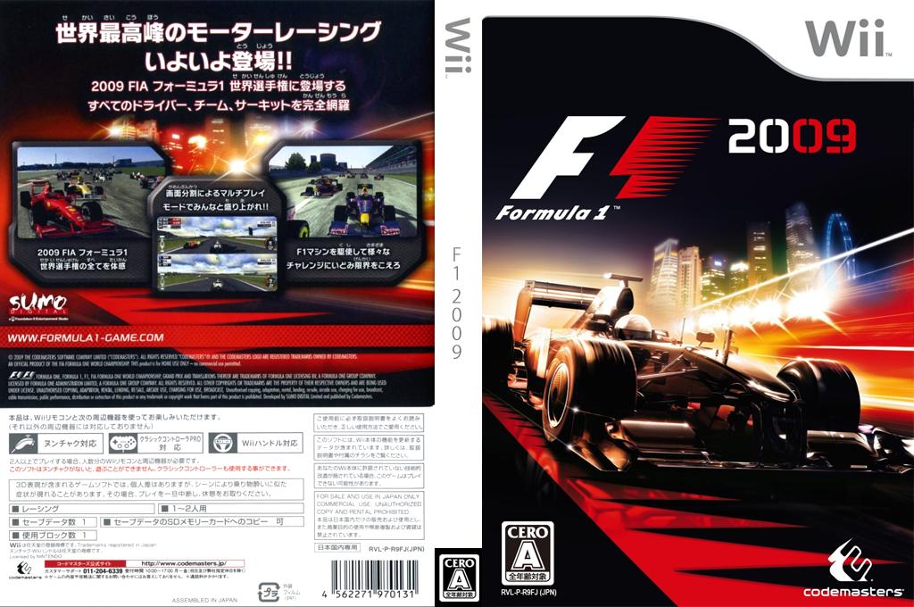 F1 2009 Wii coverfullHQ (R9FJ36)
