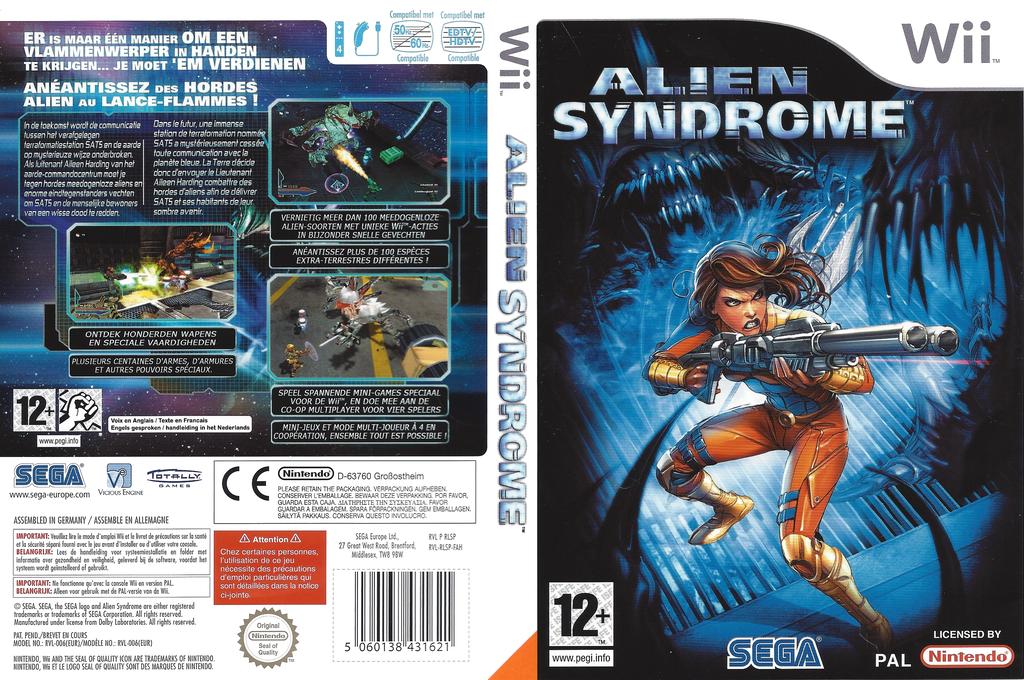Alien Syndrome Wii coverfullHQ (RLSP8P)