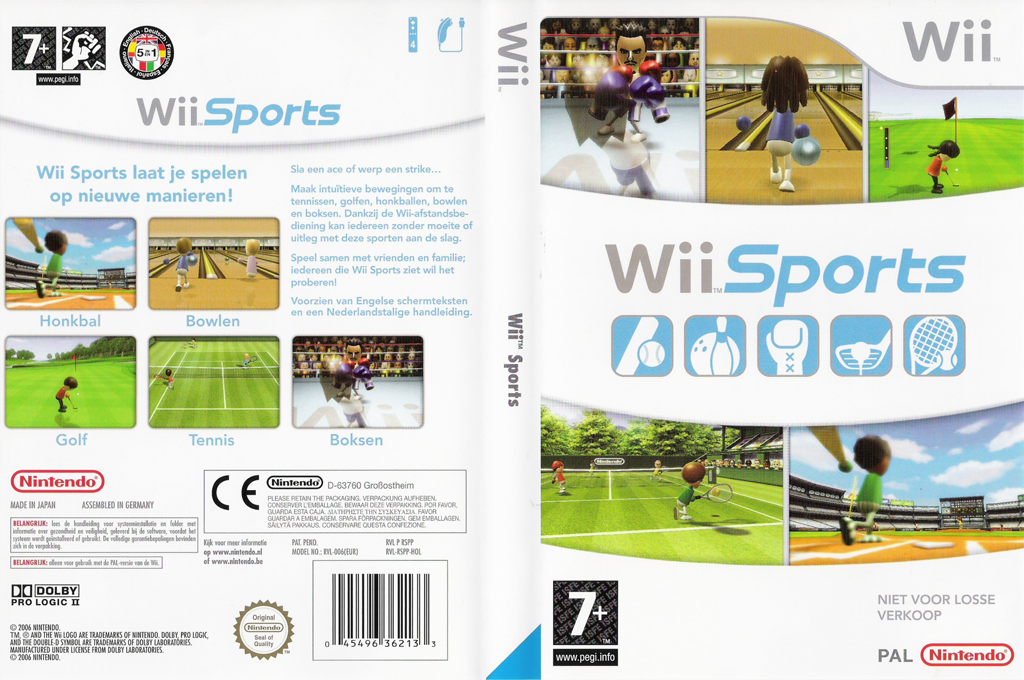 Wii Sports Wii coverfullHQ (RSPP01)