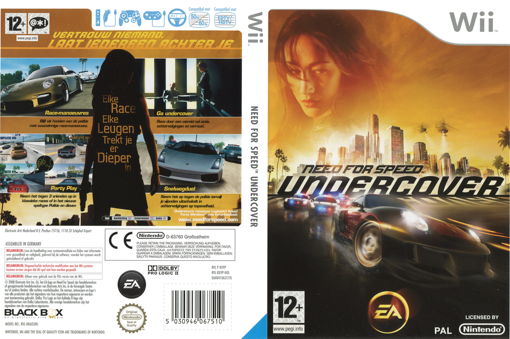Need for Speed: Undercover Wii coverfullHQ (RX9P69)