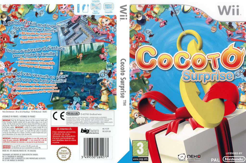 Wii coverfullHQ (SCTPNK)