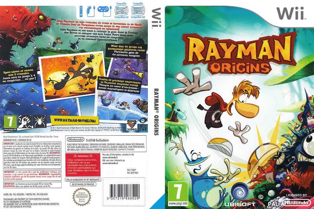 Rayman Origins Wii coverfullHQ (SOJP41)