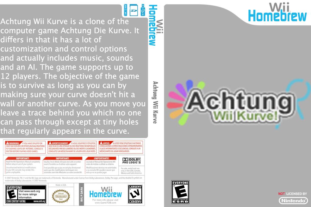 Achtung Wii Kurve Wii coverfullHQ (DA9A)