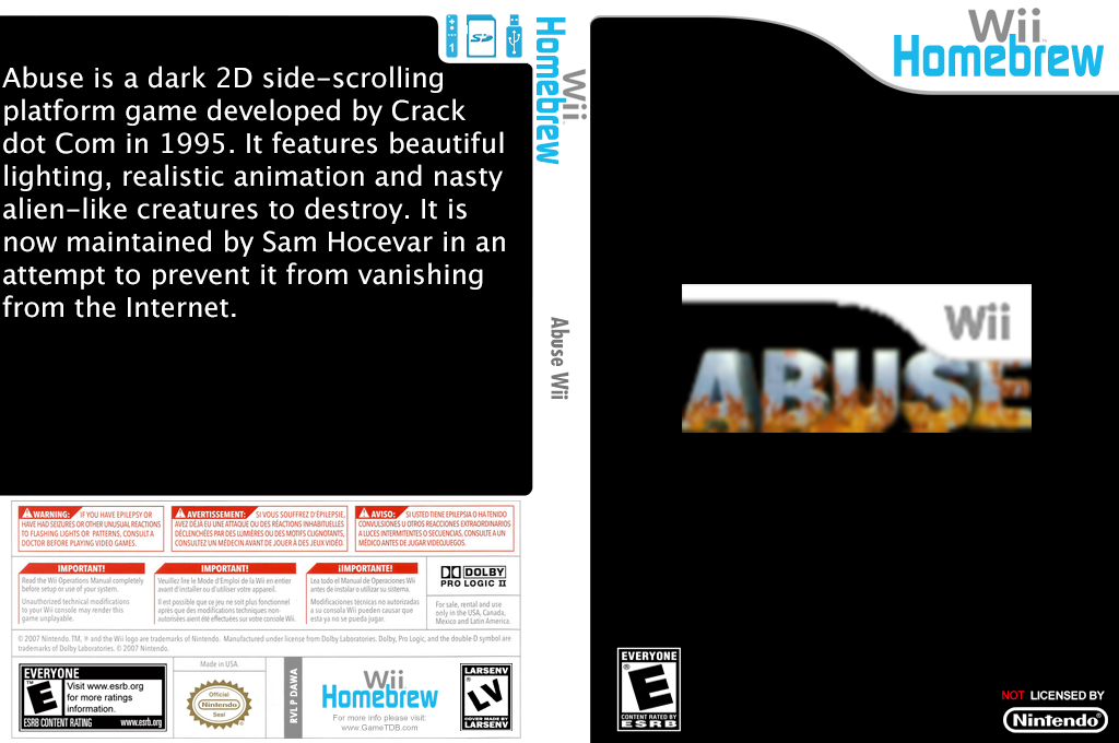 Abuse Wii Wii coverfullHQ (DAWA)