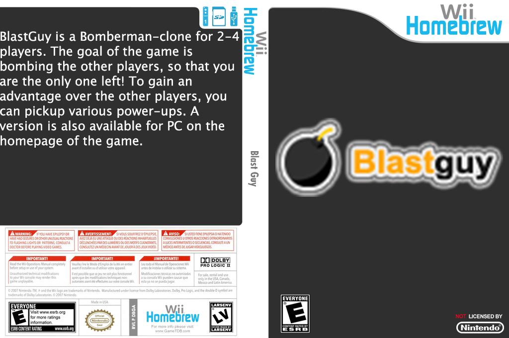 BlastGuy Wii coverfullHQ (DBGA)