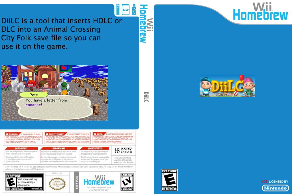 DiiLC Wii coverfullHQ (DDIA)