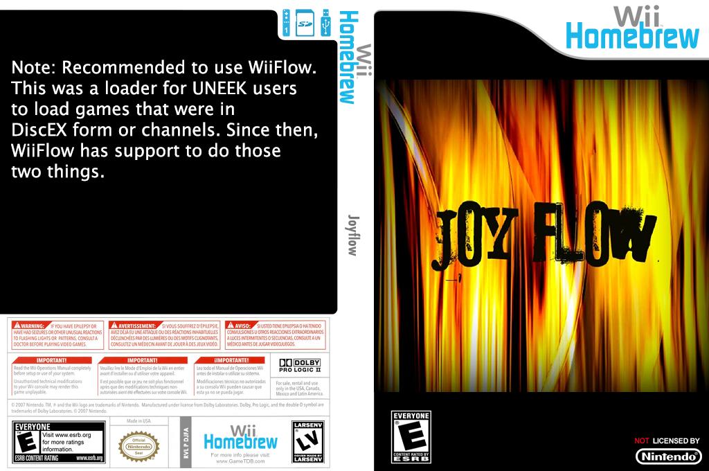 Joyflow Wii coverfullHQ (DJFA)