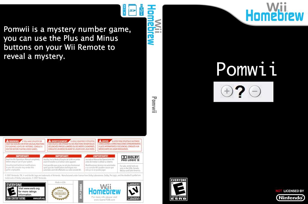 Pom Wii coverfullHQ (DM0A)