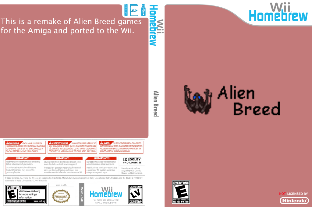 Alien Breed Wii coverfullHQ (DN7A)