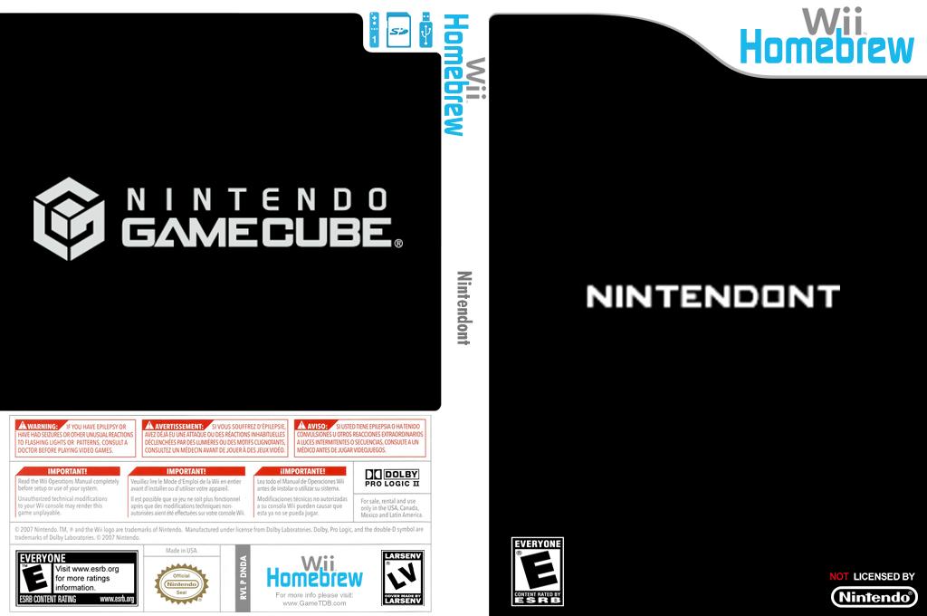 Nintendont Wii coverfullHQ (DNDA)