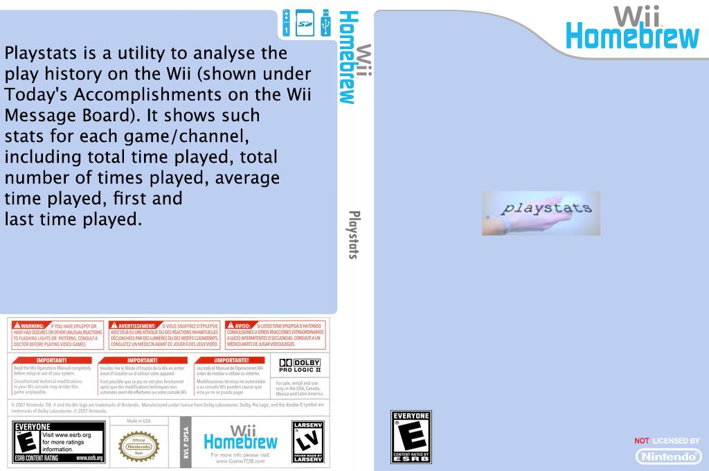 Playstats Wii coverfullHQ (DPSA)