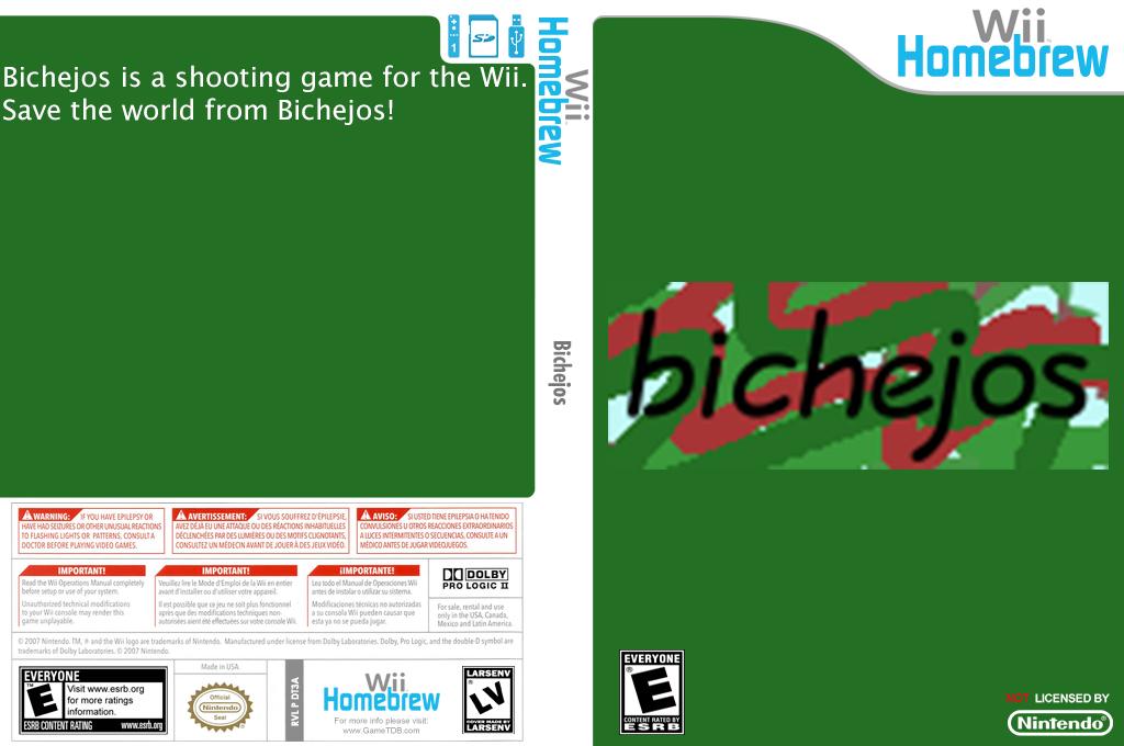 Bichejos Wii coverfullHQ (DT3A)