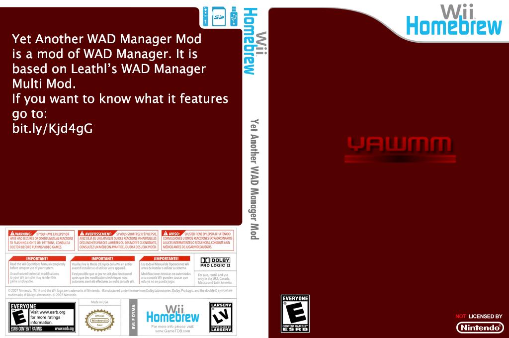 YAWMM Wii coverfullHQ (DYMA)
