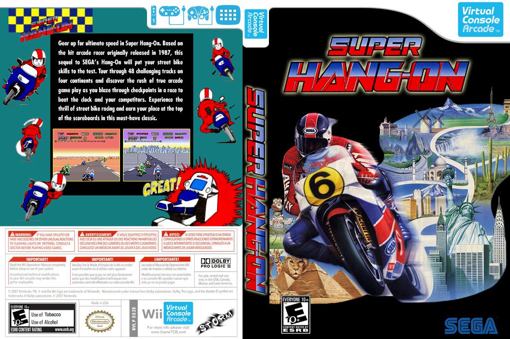 Super Hang-On Wii coverfullHQ (E5ZE)