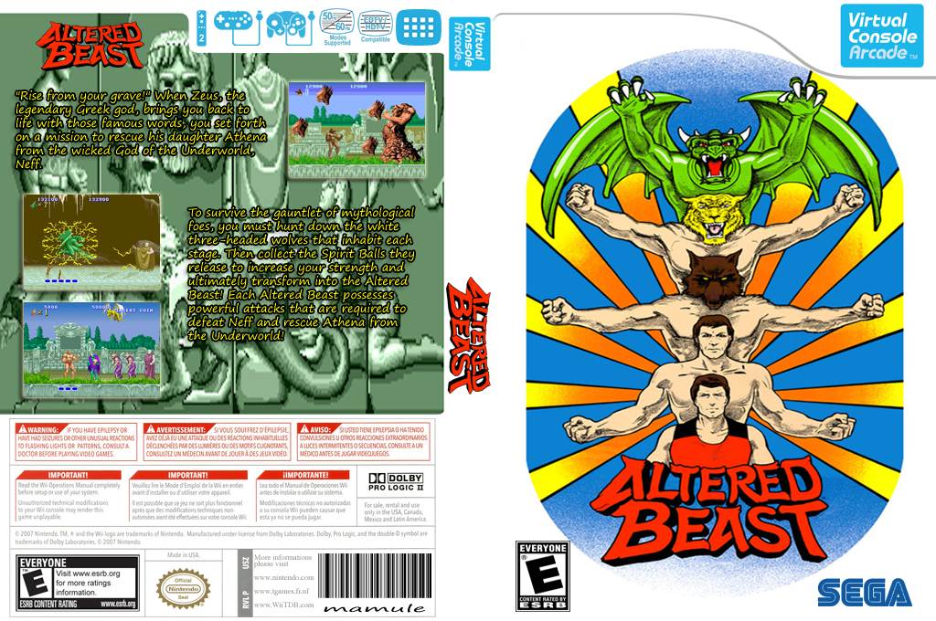 Altered Beast Wii coverfullHQ (E6XE)
