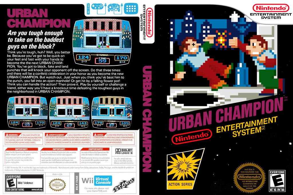 Urban Champion Wii coverfullHQ (FANE)